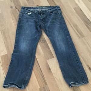 Men's American eagle jeans size 38